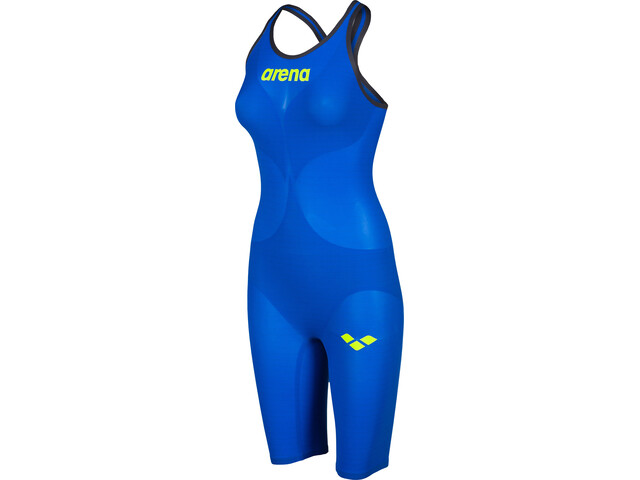 arena Powerskin Carbon Air 2 Svømmedragt Damer, electric blue/grey/yellow